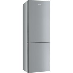 SMEG frigorifero combinato 330lt A++ No Frost SILVER FC182PSN