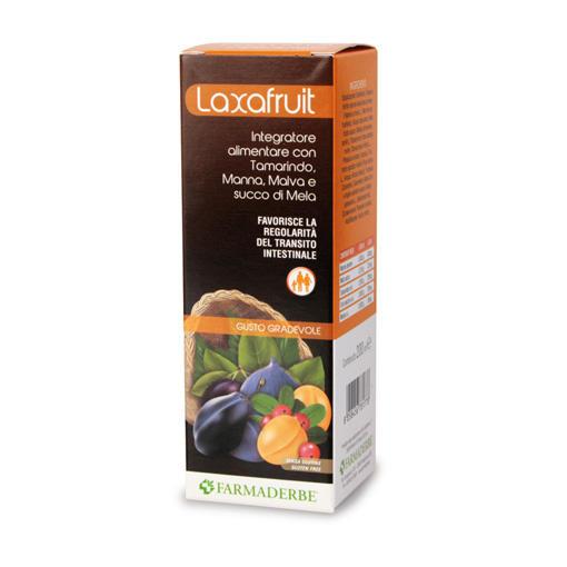 Farmaderbe - Laxafruit sciroppo