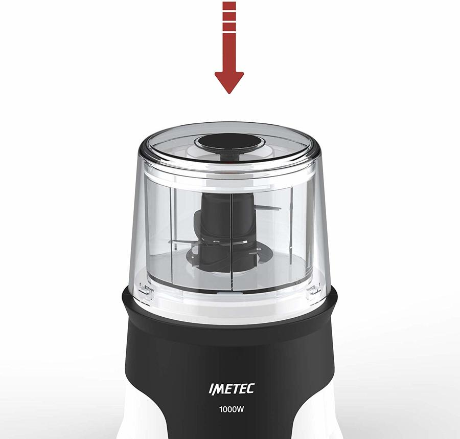 IMETEC Tritatutto CH3000 Professional 1000W  7256