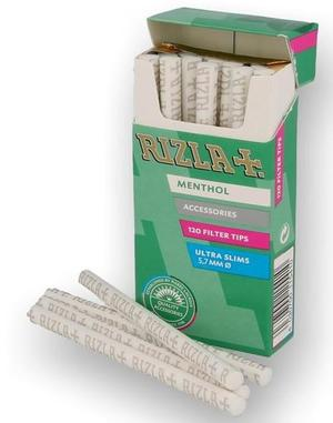 FILTRI RIZLA MENTOLO 5.5mm PZ 20X120