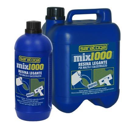 MIX 1000 Resina Legante  Saratoga