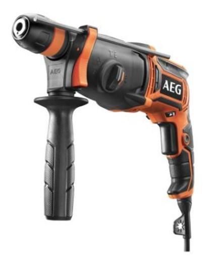 Tassellatore AEG 800W sds plus a 3 modalità 24 mm - Aeg KH 24 IXE 800 w