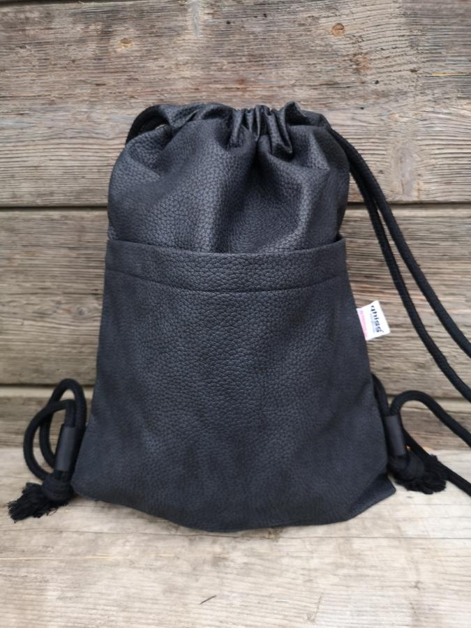 "Bag ""DESERT "" black"