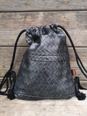 "Sack ""TWIST"" grey"