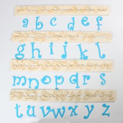 Set alfabeto funky FMM