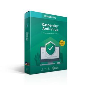 KASPERSKY Anti Virus 2020 1 utente 1 anno rinnovo