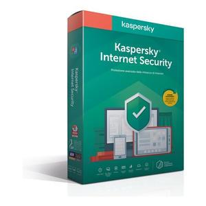 KASPERSKY Internet Security 2020 5 utenti 1 anno