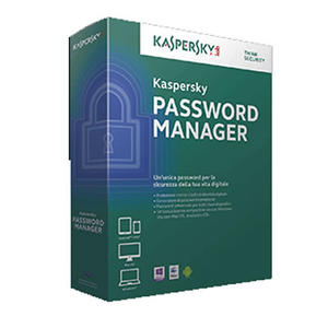 KASPERSKY PASSWORD MANAGER 1 utente