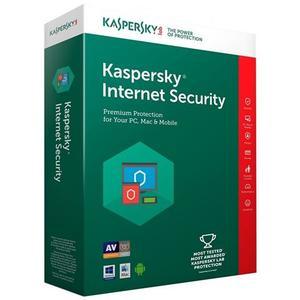 KASPERSKY Internet Security 2020 3 utenti 1 anno rinnvo