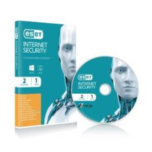ESET INTERNET SECURITY 1 anno 2 utenti rinnovo