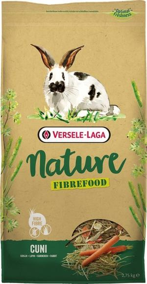 Versele Laga Cuni Nature Fibre Food - 1 Kg.