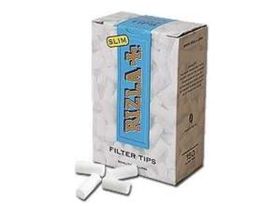 FILTRI RIZLA 6mm BOX PZ 10X150