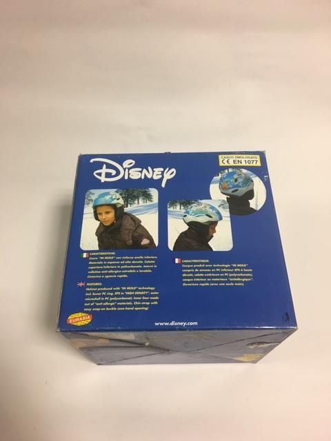 Casco sci e Snow Board Paperino e Paperina - Disney 37005 - Blu Taglia L, M