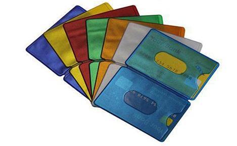 PORTA CARDS MORBIDO 4 POSTI PZ 35