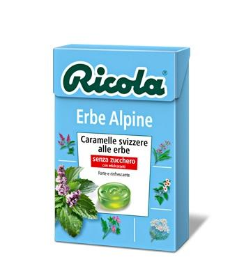 RICOLA ASTUCCI PZ 20 ERBE ALPINE