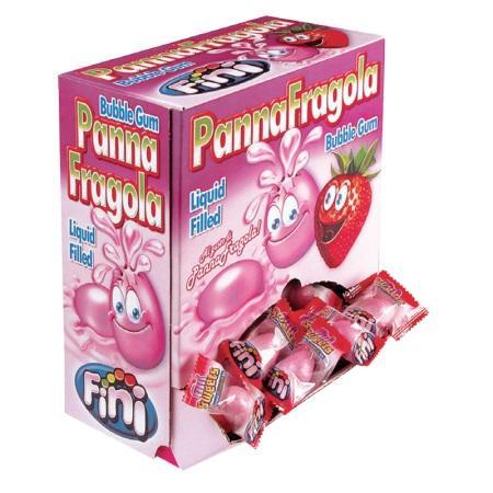 GOMME FINI PZ 200 PANNA E FRAGOLA