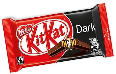 KIT KAT NESTLE' PZ 24 AL DARK