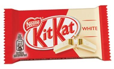KIT KAT NESTLE' PZ 24 WHITE