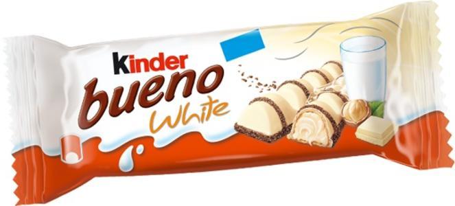 KINDER BUENO PZ 30 WHITE