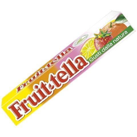 FRUITTELLA STICK PZ 20 ASSORTITA