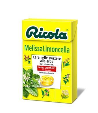 RICOLA ASTUCCI PZ 20 MELISSA E LIMONCELLA