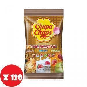 CHUPA CHUPS BUSTA PZ 120