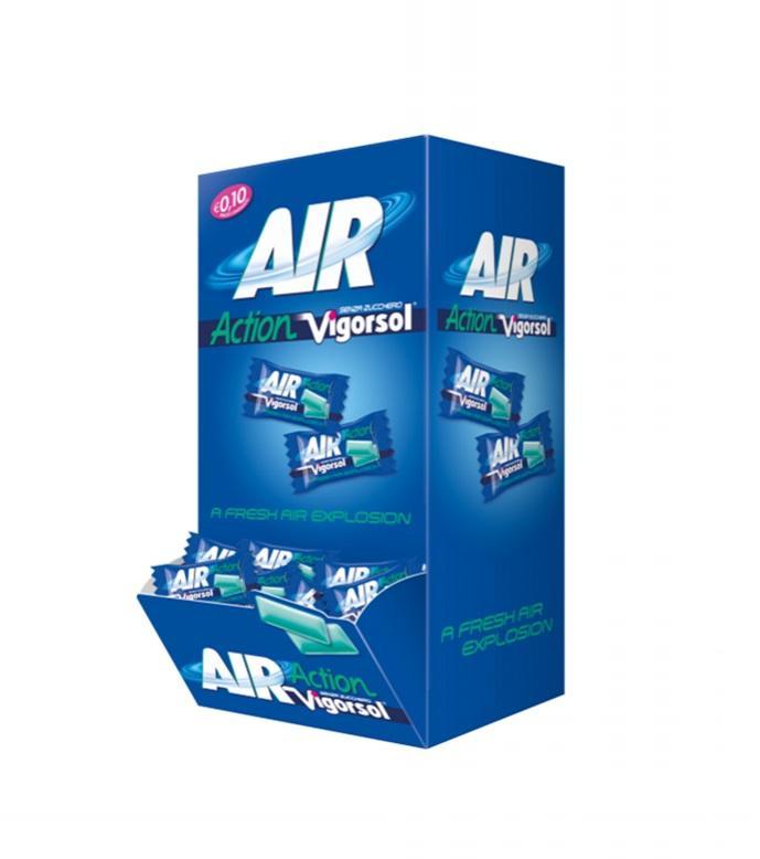 VIGORSOL AIR ACTION MONOPEZZO PZ 250X2