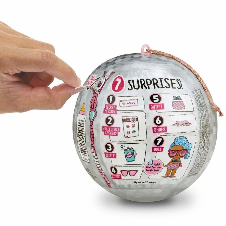 L.O.L. Surprise Bling series - Giochi preziosi LOL LLU55000 -  3+ anni