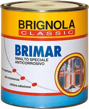 Smalto Brillante Brimar 0,750 lt Brignola