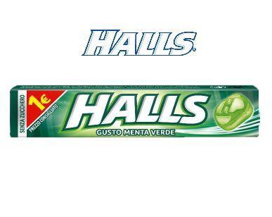 HALL'S STICK PZ 20 MENTA VERDE