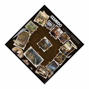 Cluedo Gioco II Trono di Spade - Hasbro C43781030 - 8+ anni