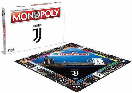 Monopoli Juventus - Hasbro Z01481030 - 8+ anni