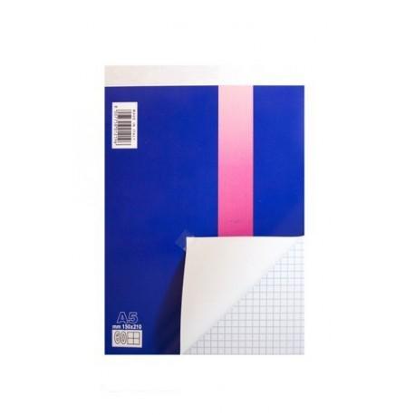BLOCK NOTES A5 15X21 PZ 10
