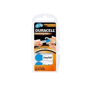DURACELL ACUSTICA DA675 PZ 10X6