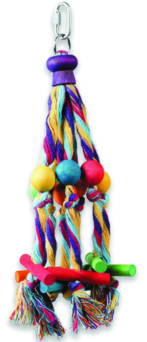 Happy Pet Octopus Bird Toy - SCONTO -30%