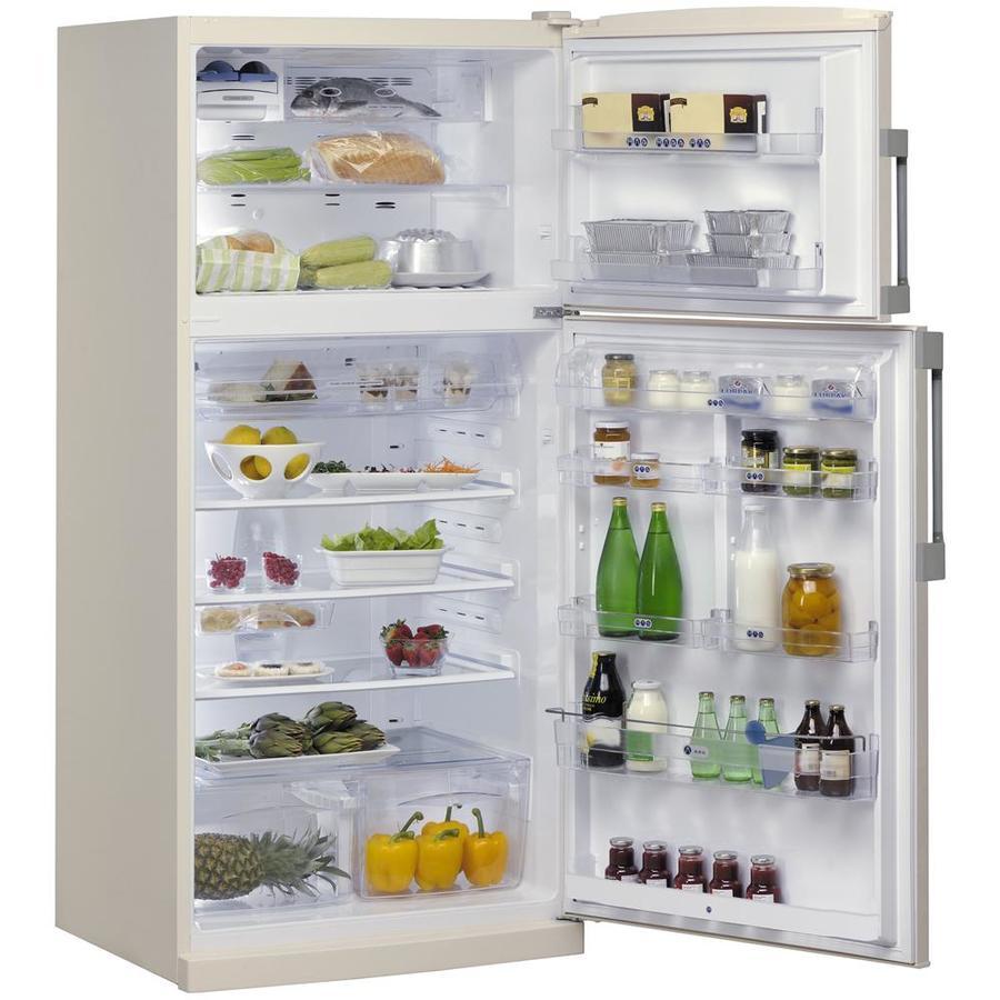 WHIRLPOOL frigorifero doppia porta 532lt BEIGE No Frost WTH5244NFM