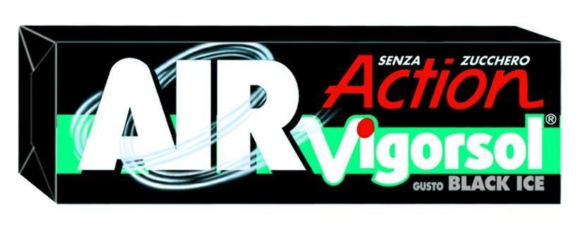 VIGORSOL AIR ACTION STICK PZ 40 BLACK ICE
