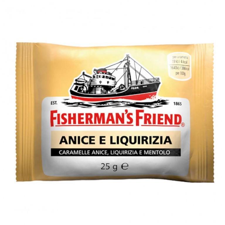 FISHERMAN'S FRIEND PZ 24 ANICE E LIQUIRIZIA