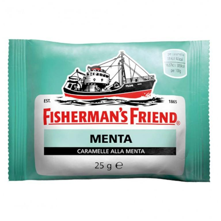 FISHERMAN'S FRIEND PZ 24 MENTA