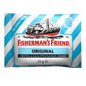 FISHERMAN'S FRIEND PZ 24 ORIGINALE SENZA ZUCCHERO
