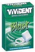 VIVIDENT BLAST ASTUCCIO PZ 20 ICE GREEN