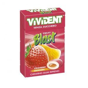 VIVIDENT BLAST ASTUCCIO PZ 20 FRUIT