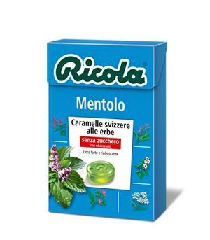 RICOLA ASTUCCI PZ 20 MENTOLO