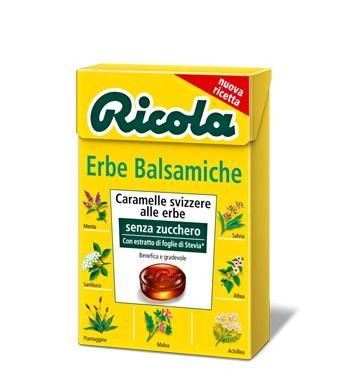 RICOLA ASTUCCI PZ 20 ERBE BALSAMICHE