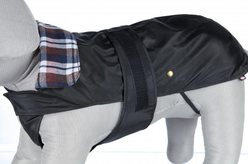 Trixie Paris M 50cm Cappottino Per Cani Impermeabile Imbottito Invernale Fodera Removibile