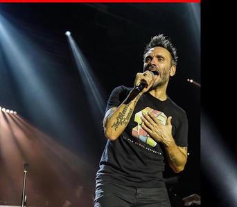 T-shirt  IL MIO GIOCO PREFERITO Tour 2019 Black/White