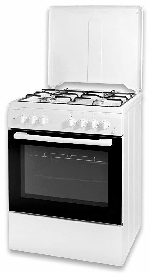 SCHAUB LORENZ cucina a gas multifunzione 60X60 BIANCA SS460EW