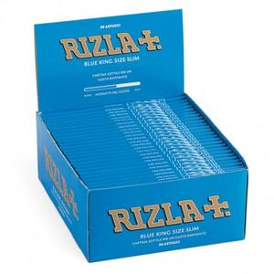CARTINE RIZLA BLU SLIM PZ 50x32