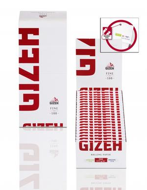 CARTINE GIZEH MAGNETIC CORTE ROSSE PZ 20