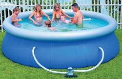 Piscina Bestway 57277 Fast Set Pool 366 x 91 cm piscina autoportante